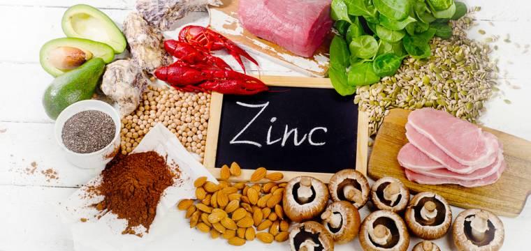 Nový výzkum: minerál zinek a jeho role v boji proti COVID-19