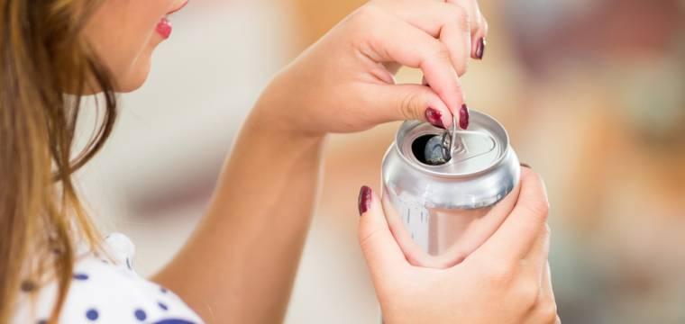 Nebezpečí konzumace oblíbených energetických nápojů