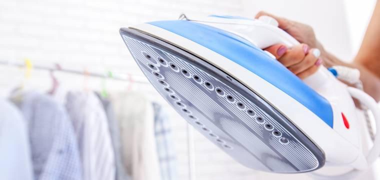 Žehlení není jen o narovnání prádla, má i jednu důležitou funkci pro naše zdraví
