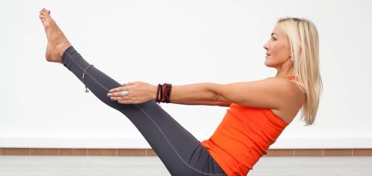 Střed těla neboli CORE: posilujte ho denně vhodnými cviky a tělo se vám odvděčí
