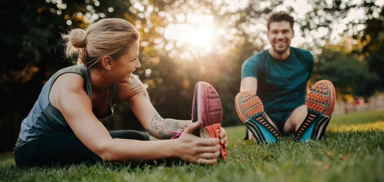 Kouzlo strečinku – umíte se správně protahovat před a po cvičení?
