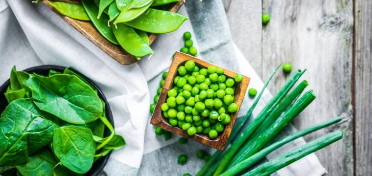Jaro ve znamení pevného zdraví – jeďte na zelené potraviny! Které vám obzvláště prospějí?