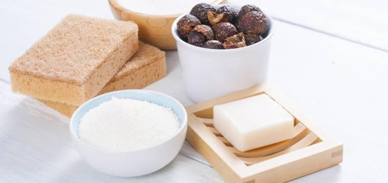 Šetrné praní bez chemie: perte pomocí mýdlových ořechů
