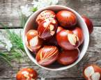 Netradiční zdobení vajíček aneb udělejte si hezké Velikonoce i bez koledníků