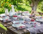 Lehký a osvěžující jídelníček pro horké letní dny